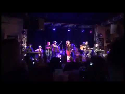 Ruby Leigh Pearson w Vince Gill & The Time Jumpers Nov 5, 2018