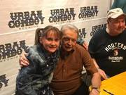 My friends Mickey Gilley & Johnny Lee