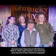 Ruby KY Opry Talent Search
