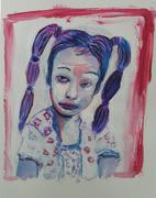 Sad eyed girl