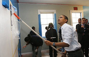 Obama the Painter