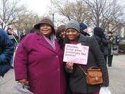 Washington DC Inauguration week Peace promises