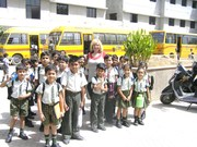 School for 3 000 children in the Bhavnagar