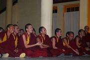 Dharamsala - Laughing Monks