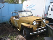 Old Jeepster