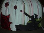 Red Rose Tank GRRL