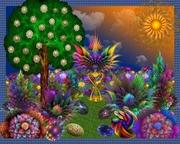 GardenSunlit