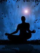 Man_Meditation