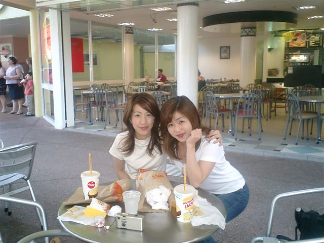 Hatsue & Akane