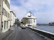 Solothurn Switzerland by the River