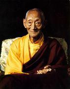 HH Kalu Rinpoche