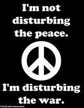 peacewardisturbing