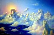 paarden der wolke