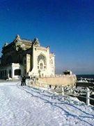 Casino Constanta iarna