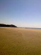 another beach in goa.