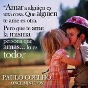 Heaven on Earth - Paulo Coelho spanish quote