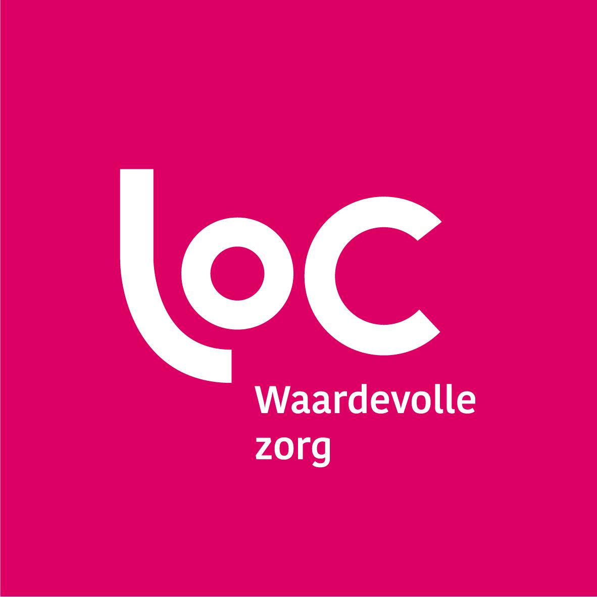 LOC Waardevolle zorg Logo
