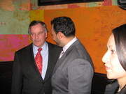 Latinos Professionals for Mayor Daley Fundraiser 02.13.07