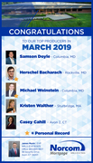 Top Producer March 2019