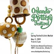 Orlando Pottery Festival: Spring Festival and Arts Market