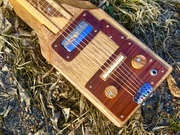 Lap steel build