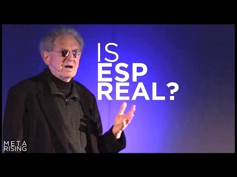 Banned TEDTalk about Psychic Abilities | Russell Targ | suespeaks.org