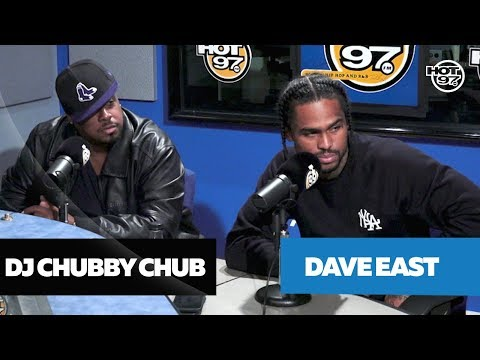 @DaveEast Visits #FunkFlex To Share His Thoughts About #NipseyHussle (R.I.P)