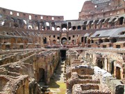 Colosseum - view from arena floor (2)