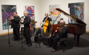 Jazz in the Gallery - Marshall Turkin's Classic Jazz Ensemble