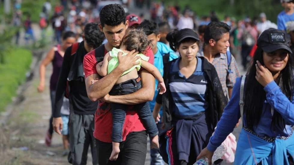 SIGUE SIENDO TENSA LA SITUACIÓN ENTRE MÉXICO Y ESTADOS UNIDOS / Proa Al Futuro Radio – Prensamérica Internacional están en la frontera