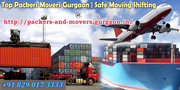 Make your shifting easy with Packers and Movers Gurgaon
