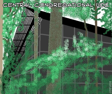 Central Congregational by Mike Stroud