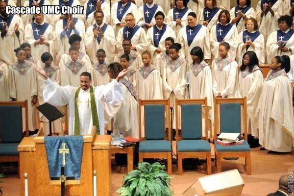 Cascade UMC Choir