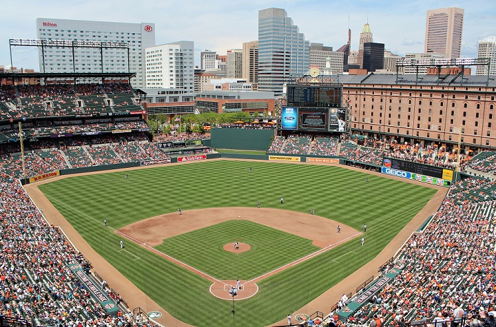 Oriole Park at Camden Yards (Orioles) - Baltimore, MD