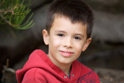 MY YOUNGEST GRANDSON