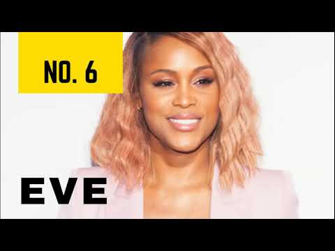 TOP 10 FEMALE RAPPERS OF ALL TIME