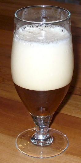 First Kegged Beer
