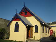 Sunday Mass in Nelson