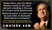 PatBuchanan Multiculturalism Truth Meme