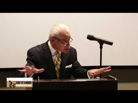 Dr. George Fraser - Black People are Heading into a Second Slavery