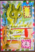 ephemeral mailart sp07w
