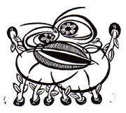 052008 berube bug flower