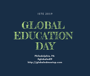 Global Education Day at #ISTE19