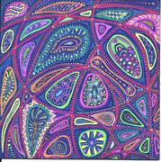 Mandala Dreams art works