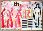 Mail Art Sent in 2012