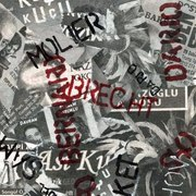 2013 Teather Collage 15x110 cm