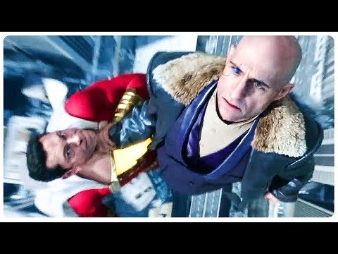 Shazam Vs Doctor Sivana 4354354324523@@#@#@- Full Fight Scene - SHAZAM (2019) Movie CLIP HD