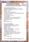 flyer confraria 2013