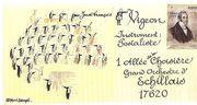 envoi JF Vigeon ,orchestre