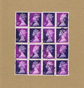 Postal Patchwork - zig zag
